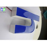 Buy 3D Acrylic Led Channel Letters Sign Wall Mounted Advertising For Shop Front Name at wholesale prices