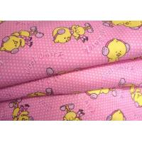 Quality flannel bedding set 100% cotton flannel fabric for baby bedding sets for sale