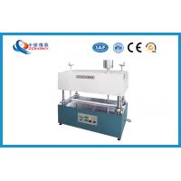 Quality Insulation Rubber Abrasion Testing Equipment , Abrasion Testing Machine for sale