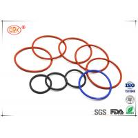 Quality Colored Waterproof EPDM Hydraulic O Ring Seal For Auto Cooler , 30-90 Shore Hardness for sale