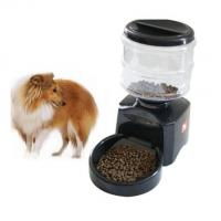 China timed dog food dispenser Auto Pet Dry Food Dispenser on sale