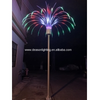 Buy cheap outdoor christmas firework led light from wholesalers