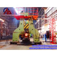 Quality 5Ton Hydraulic Open Die Forging Hammer for sale
