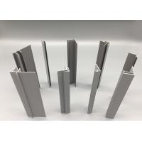Quality Shinning Painted Powder Coated Aluminum Extrusions Oxidation Resistance for sale