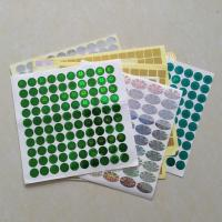 China Private Label Sticker,Make Your Own Custom Hologram Sticker,Pass Security Sticker Hologram on sale
