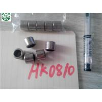 Quality stainless steel ring PA66 nylon cage needle roller bearing HK0810 for sale