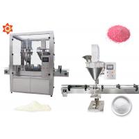 Quality Pneumatic Food Packaging Sealing Equipment Sachet Powder / Coffee Packing Machine for sale