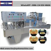 Quality BHP-4 Automatic Cup Filling and Sealing Machine for sale