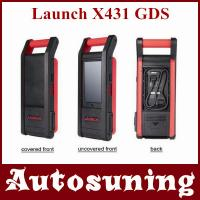 Quality Launch X431 GDS with 3G Wireless Communications Internet for Cars / Trucks for sale