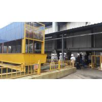 Quality Hot Deep Galvanizing Plant With Auto Detect / Adding System , Hot Dip Galvanising Machinery  for sale