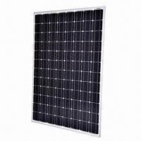 Quality Monocrystalline Solar Panel with 250W Power, 10 Years Warranty, 25 Years Insurance for sale