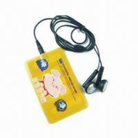 Quality Card Shape MP3 Player, OEM Logos Available/High Speed to Access for sale