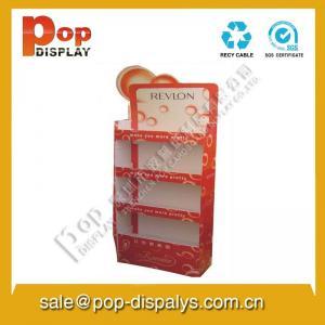 Quality Makeup Cardboard Pop Display Stands for sale