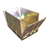 Quality Warehouse Metal Storage Bins-storage metal folding container for sale