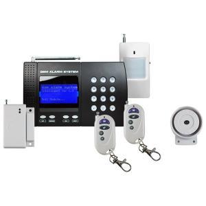China GSM Burglar Alarm System on sale