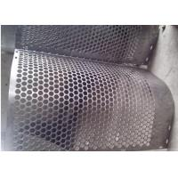 Quality Steel Round Perforated Metal Mesh 0.2mm Thickness *25MM*25MM Size for sale
