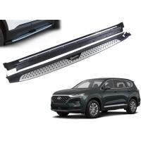 Quality OE Sport Style Side Step Running Boards for Hyundai All New Santafe 2019 IX45 for sale