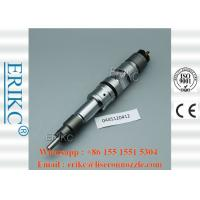 Quality ERIKC 0445120412 Common Rail Injector Bosch 0445 120 412 Fuel Auto Engine Injector 0 445 120 412 for sale