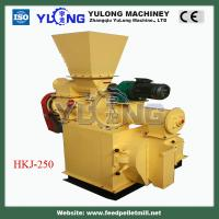 Quality HKJ250 animal feed pelletizing machines mill CE&ISO9001 for sale