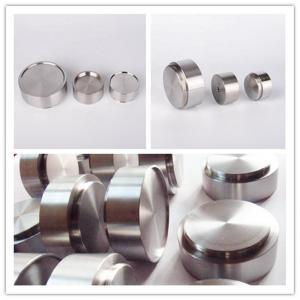 China Graphic Display Field Titanium Sputtering Target OEM Rectangular Length 1500mm on sale