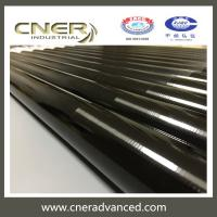 Quality Light weight carbon fibre tapered tube for vacuum gutter cleaning pole for sale