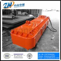 China Rectangular Electro Lifting magnet with Special Magnetic Pole for Wire Coil Rod MW19-21072L/1 on sale