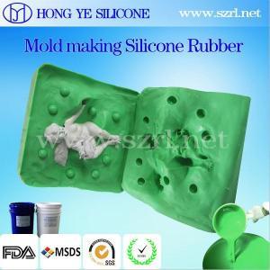 Liquid rtv-2 Soft Silicone Rubber in HOT SALE of rubber7575