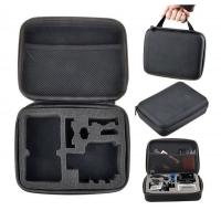 Quality Middle Size Camera Accessories Portable Protective Shockproof Storage Case For GoPro Hero 5 4S 4 3+ 3 2 1 SJCAM for sale