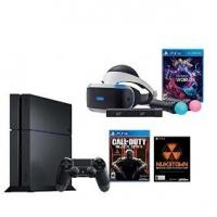 China PlayStation VR Launch Bundle 2 Items: VR Launch bundle , PS4 Call of Duty Black on sale