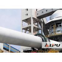 Quality Wet And Dry Process Cement Rotary Kiln in Cement Plant , Cement Kiln 55kw for sale