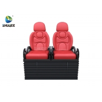 Buy cheap Electric 5D Movie Theater System 5D Motion Chair With Vibration Push back Leg from wholesalers