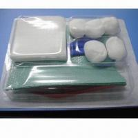 Buy cheap Surgical/Disposable Medical Kit, Meets BP and CE Standards from wholesalers