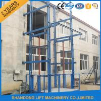 Quality Construction Material Hydraulic Elevator Lift for sale