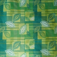 Buy cheap Green Windproof 2.25m Jacquard Knitted Fabric Mattress Upholstery Covers from wholesalers