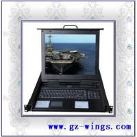 """Quality WS503-17""""LCD KVM Switch for sale"""