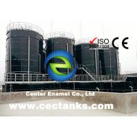 Quality OSHA Bolted Steel Tanks For Industrial Wastewater Treatment Project for sale