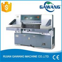 Quality A4 Size Paper Automatic Paper Cutting Machine /Computer Paper Cutter Machine Paper Guillot for sale