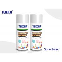 Quality Acrylic Aerosol Spray Paint Various Colors For Crafts / Furniture Decoration for sale