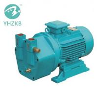 Quality 4/4.5kw single stage cast iron material liquid ring vacuum pump for textile industry for sale