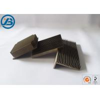 Quality AZ31B Mag Extrusion Profile Heat Sink Radiator With Customized Color Size for sale
