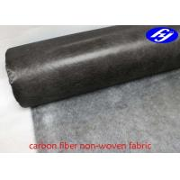 Quality Ultralight Carbon Fiber Fabric Non Woven Surface Carbon Fiber Mat For FRP Processes for sale