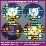 Quality 3d hologram label for sale