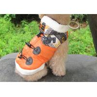 Quality Luxury Knitted Small Dog Hooded Sweatshirts And Coats Pet Garment Lightweight for sale
