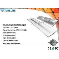 Quality Natural White Double wings LED Panel Lights 60W 4200 - 4500lm 50-60Hz for sale