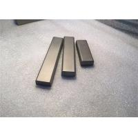 Quality Hip Processed Carbide Wear Strips , Professional Tungsten Carbide Square Bar For Vsi Crusher Machine for sale