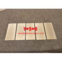 """Quality Flat diamond coated lapping plate Steel based 8"""" X 3""""  Grit 600 for sale"""