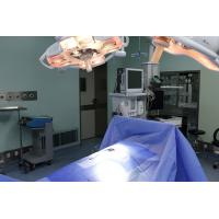 Quality Blue Hygiene Disposable Surgical Packs / Sterile Disposable Drapes OEM for sale