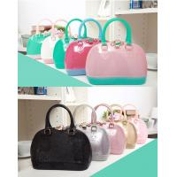 Quality Hot Selling PVC lady bag, PVC shell bag with factory price for sale