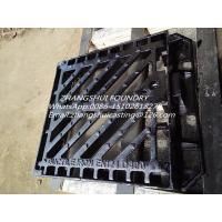 Buy cast iron gully gratings and frame EN124 B125 at wholesale prices