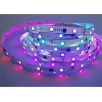 Quality Dream Color Digitally Addressable Led Strip WS2818 IC Magic RGB 5M SMD 5050 150 LEDs 7.2W/M for sale